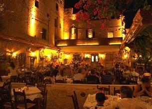 SEMIRAMIS Restaurant Taverna Skoufon Str 8 GR73100 Chania
